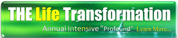 THE Life Transformation Annual Intensive
