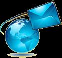Zoom-email-globe