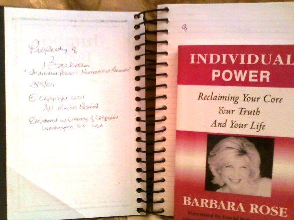 Individual Power: Reclaiming Your Core, Your Truth, and Your Life