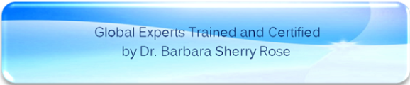 Global Specialists Certified by Dr. Barbara Sherry Rose