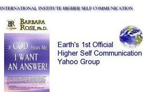 Higher Self Communication Yahoo Group