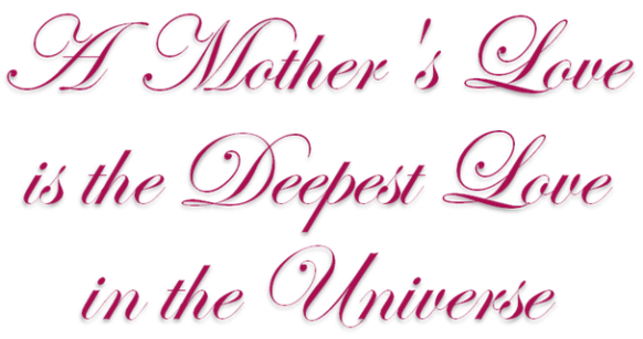Mothers_Deepest Love
