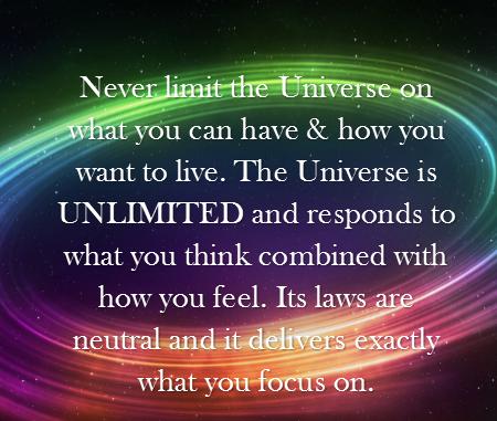 NEVER-LIMIT-UNIVERSE